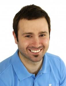 Legitimerad kiropraktor Adam Hanser
